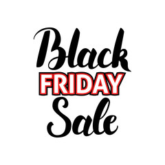 Black Friday Sale Handwritten Calligraphy