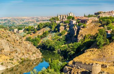 The Monastery of San Juan de los Reyes in Toledo - Spain