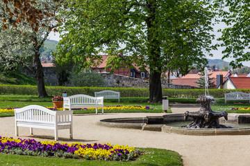 Parkanlage Blankenburg Harz