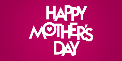 happy mothers day color background