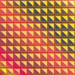 Abstract colorful background vector geometric shapes of triangles, squares and lines