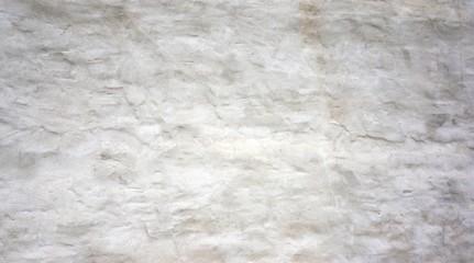 Ungleichmäßige Oberfläche mit weißer Farbe als Hintergrund