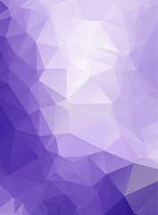 dark purple, pink polygonal illustration pattern, which consist