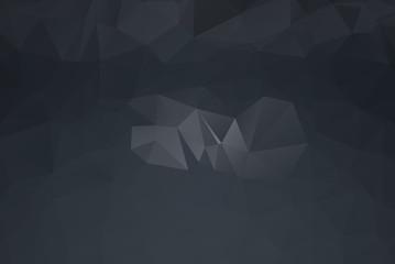Vector Abstract geometric shape polygonal style