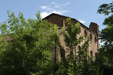 Ex sugar factory