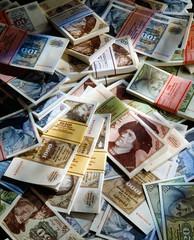 Old German Notes, Deutsche Marks
