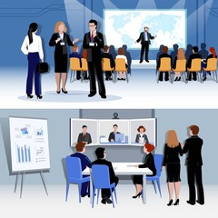 People Meeting Concept