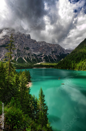 how to get to lago di braies from venice