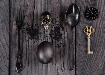 Food vampire, monster dinner, lunch eater, breakfast Dracula, death