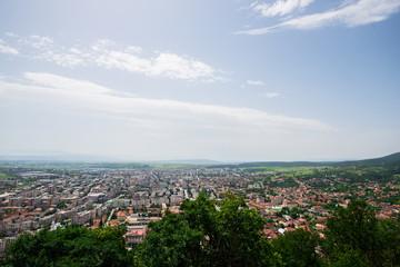 Medieval citadel,Romania