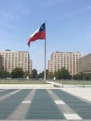 Chilean national flag