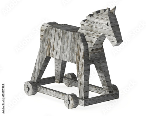 trojanisches pferd aus holz imagens e fotos de stock royalty free no imagem. Black Bedroom Furniture Sets. Home Design Ideas