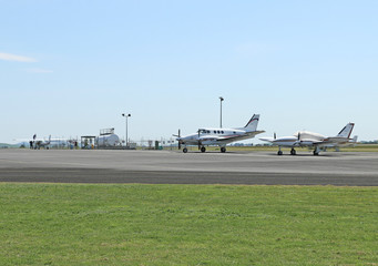 Ballarat Airport was formalised in 1934, although pilot training was first offered in 1914-15