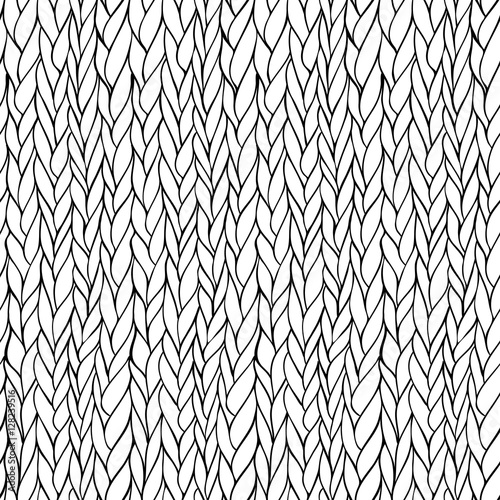 Knitting Texture Drawing : Quot seamless knitting pattern stock image and royalty free