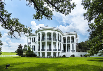 historic Nottoway plantation in Louisiana Fotomurales