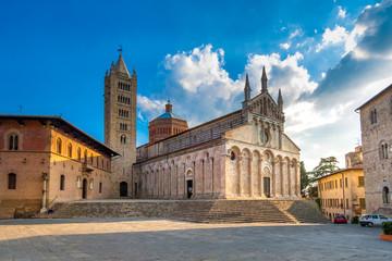 Massa Marittima, Tuscany Fototapete