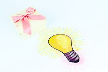 Bright Idea of gift