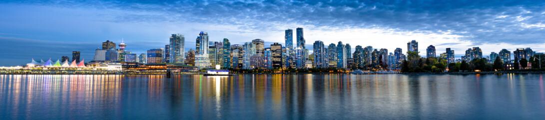 Vancouver Skyline Fotomurales