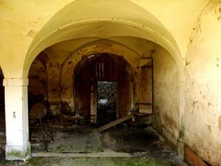 Gewölbe Ruine