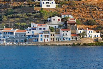 Vourkari in Kea, Greece