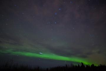 Meteoric Aurora
