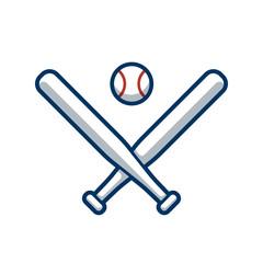 Baseball bats and baseball
