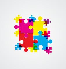 puzzle concept design