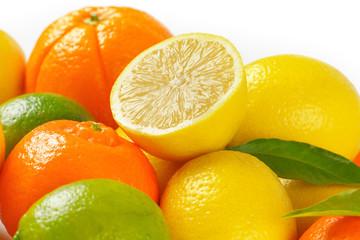 fresh citrus fruit Fototapete