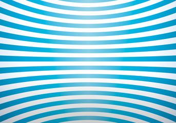 縞模様の空間(青色)
