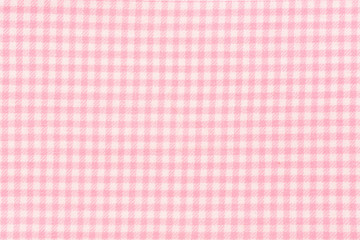Pastel pink and white pattern for sewing.