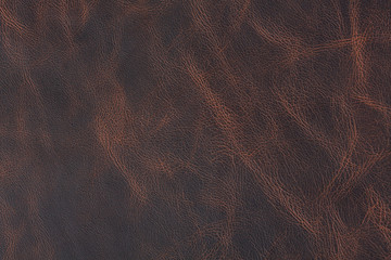 Brown vintage leather  texture.