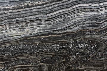 Canvas Prints Black marble texture background.