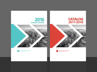 catalog cover design