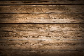 Holz Textur als Hintergrund mit Vignette