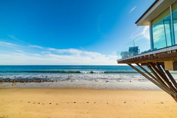 Beach house in Los Angeles