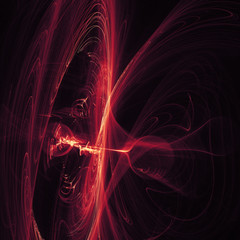 Fractal Light Forms 11013