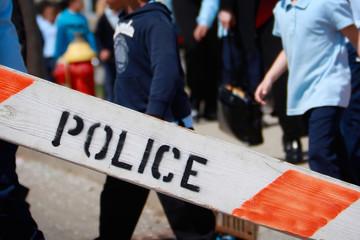 Police Evacuation