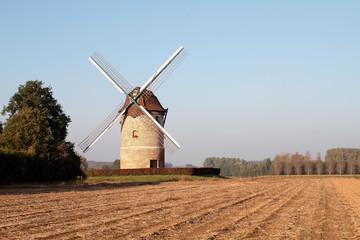 Fotorolgordijn Molens Moulin des Flandres