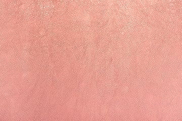 rose gold color leather texture background