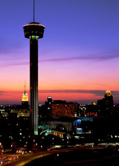 Tower of the Americas,San Antonio