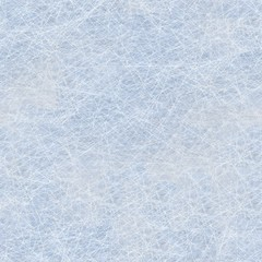 Ice cover seamless texture.
