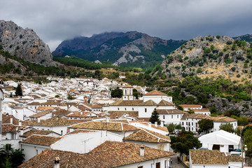 Andalusien - Sierra de Grazalema - Grazalema