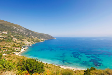 Agia Kyriaki in Kefalonia island, Greece