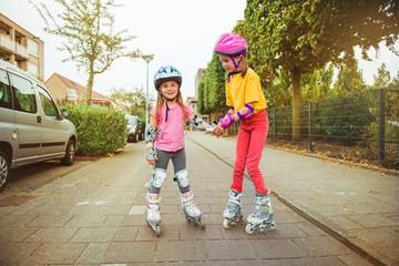 inline roller skating