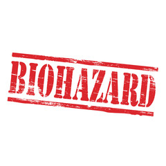Biohazard Stamp