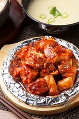 Hot and Spicy Chicken, 불닭, 땡초치킨