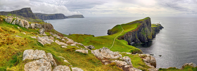 Bay of Neist Point (Isle of Skye, Scotland)