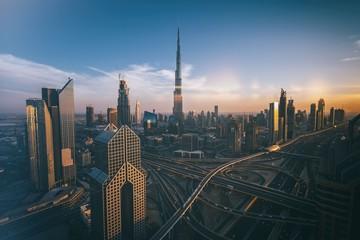 View On Burj Khalifa - Dubai - UAE - Downtown
