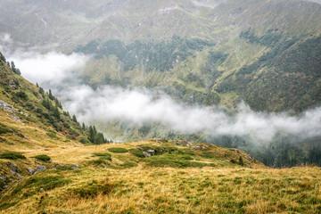 Bucegi Mountains, part of Southern Carpathians