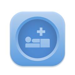 App Button - Round Square